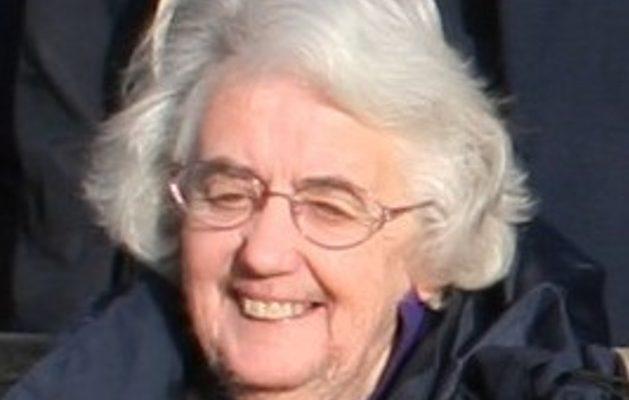 Joy Gadsby: 3 January 1928 – 14 March 2018