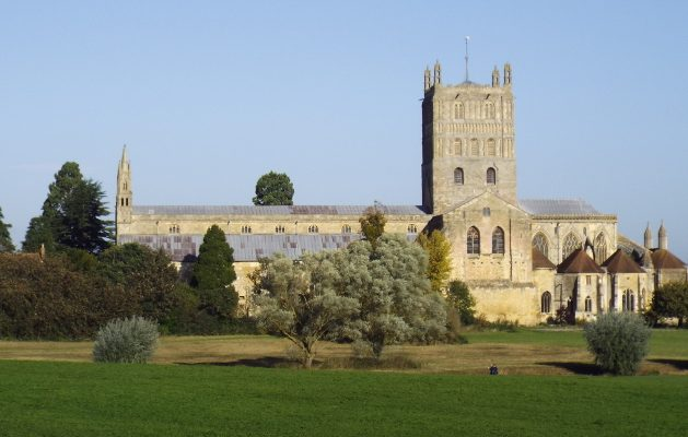 JRI is a Tewkesbury Abbey Quarterly Charity