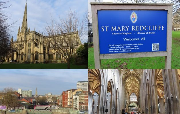 JRI to be the Lent Appeal Charity for St Mary Redcliffe
